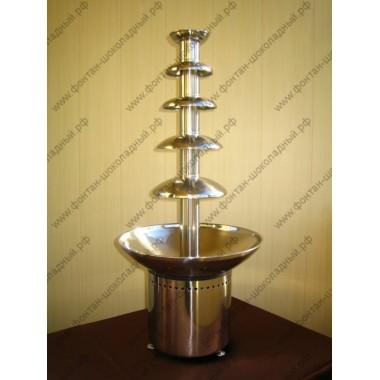 Шоколадный фонтан профессиональный ANT-8086 (80 см)