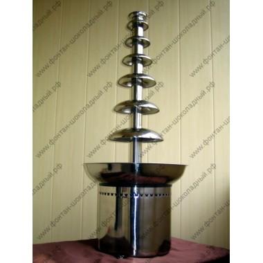 Шоколадный фонтан профессиональный ANT-8130 (100 см)